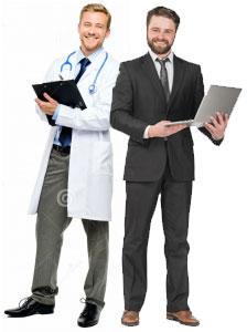 medico servizio segreteria